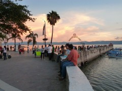 Malecon at Dusk