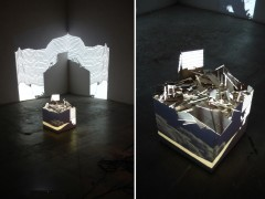 States of simulation, 2011 (installation view)