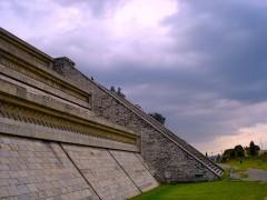 Archaeological Site - Cholula Pyramid