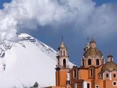 Mt. Popocatépetl