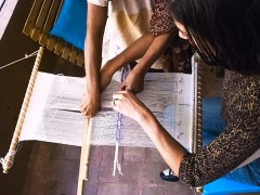 Mexican Textiles Instructional Residency