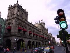 Puebla Downtown