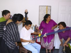 Instructional Residency - Mexican Textiles