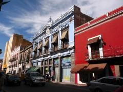 Puebla Central Historic District