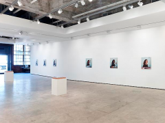 Installation view, Lehmann Maupin, 540 West 26th Street