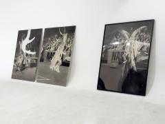 Vue d'exposition, Paris