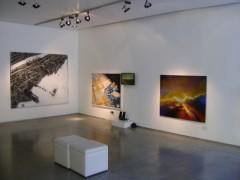 Exposición A vuelo de pájaro en la Galería