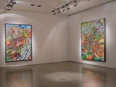 Exposición Claudio Herrera Eroica en la Galería