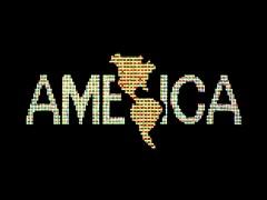 Alfredo Jaar A Logo for America, 1987