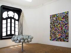 Karyn Olivier Michael Conrads - Vista de expo Eye Around Matter