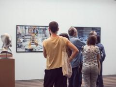 Future Gallery (Berlin). Works by Jon Rafman.