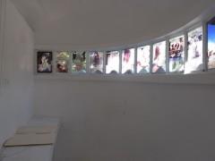 Retrospective. Individual exhibition by Regina José Galindo.