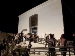 Espacio de Arte Contemporáneo, Fachada.