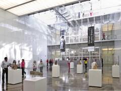 Vestíbulo del Museo Amparo