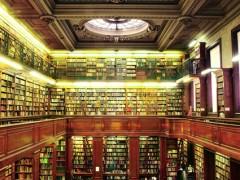 Sala colegio Nacional Buenos Aires, Salas de Lectura