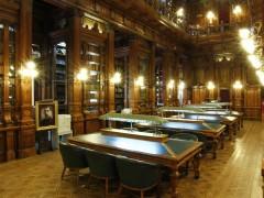 Sala del Palacio del Congreso, Salas de Lectura