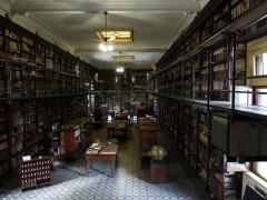 Sala  Convento San Francisco, Salas de Lectura