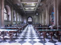Sala Gabriela Mistral, Chile, Salas de Lectura