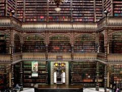 Real Gabinete, Rio de Janeiro, Salas de Lectura
