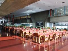 Sala de la Biblioteca Nacional Buenos Aires, Salas de Lectura