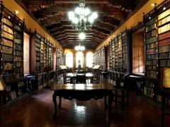 Sala convento Sto.Domingo, Peru, Salas de Lectura,