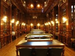 Sala del Congreso de la Nacion Argentina, Salas de Lectura
