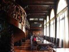 Sala biblioteca Municipal de Lima, Salas de Lectura