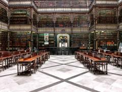 Sala Real Gabinete, Salas de Lectura