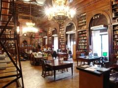 Sala Legislatura, Salas de Lectura