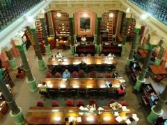 Sala Palacio Pizzurno, Salas de Lectura