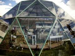 Museo del Relave, Cerro de Pasco, 2012, documentation of museum in Cerro de Pasco