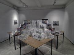 Landscape Intersection - Maquette for Landscape
