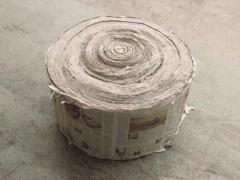 Los anillos del tiempo - Miler Lagos - Vanishing Points - papel periódico 2014