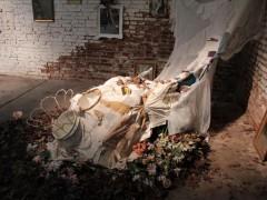 Eugenia Puccio & Ines Darwich - PASAJE CENTRAL - El Gran Vidrio Luft, Cordoba, 2013