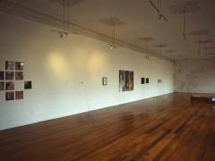 Procesos de intercambio y Conversion - exhibition view - 2006