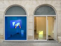 Exhibition's view Espaço Liberto - Rodrigo Cass- 2015