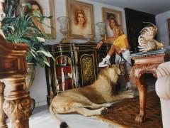 Daniela Rossell, Untitled 23 (ricas y famosas) - 1999 - chromogenic print 30x40 inches - Courtesy of the artist and  Greene Naftali, New-york