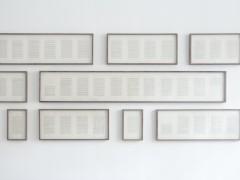 Literary Landscapes (El Extranjero, Albert Camus), 2015