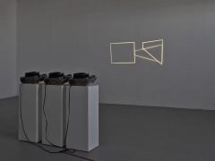 Untitled, (Three Projectors 2), 2011