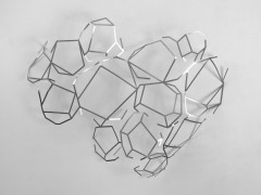 Formlessness and the idea of Boundary, Polyhedrons series