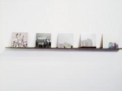 Tránsito / Mural en cerámica