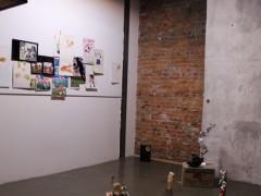 Work space Javier Gonzales