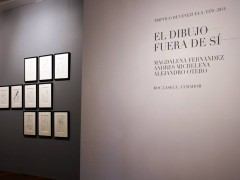 El dibujo fuera de sí, Tríptico de Venezuela, 1970-2014