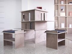 Bookshelf by Barbara Hoffmann