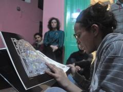 Ronda de lecturas en el Club de lectura Las liebres