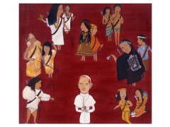 Sueño: the Indians kill the pope