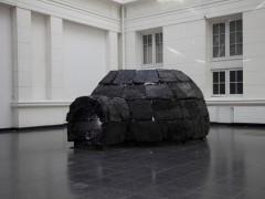 Coal igloo